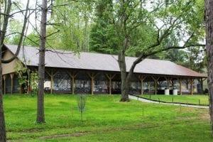 Bair Lake Pavilion