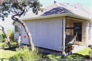 Residential Sun Shade Patio Enclosures