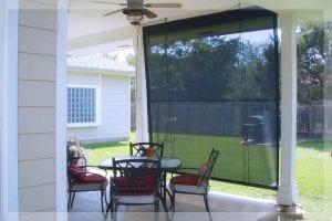 Phifer Outdoor Sunshades Enclosureguy
