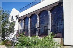 Residential Enclosing A Patio Enclosureguy