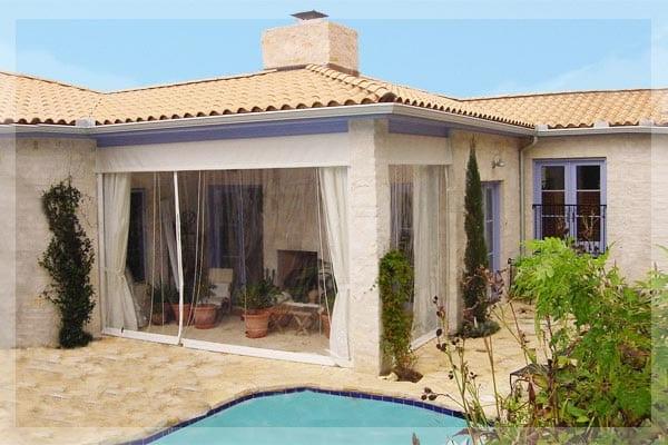 Custom Solarium & Patio Enclosures for your Plants ... on Patio Enclosures Ideas  id=67772