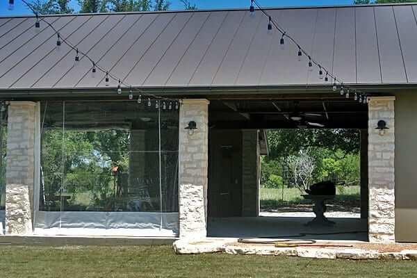 Charlotte Outdoor Patio Enclosure Curtains