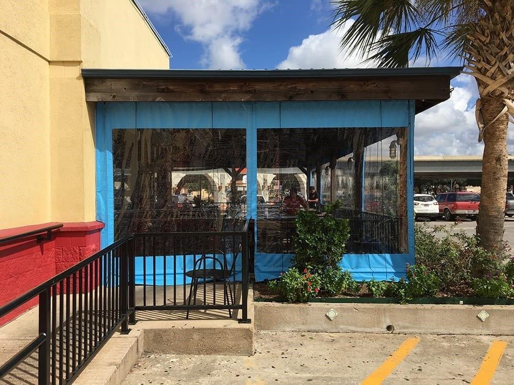 El Paso Restaurant Home Outdoor Patio Enclosure