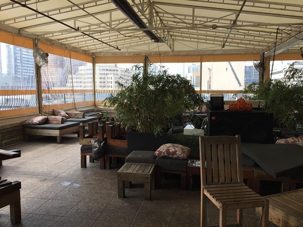 Indianapolis Restaurant Home Outdoor Patio Enclosure