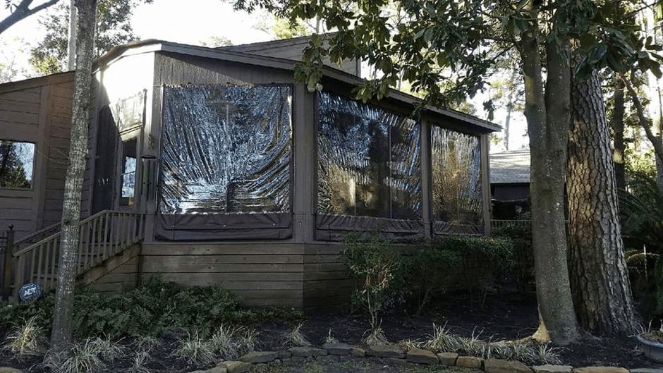 Irvine Ca Home Outdoor Patio Enclosure