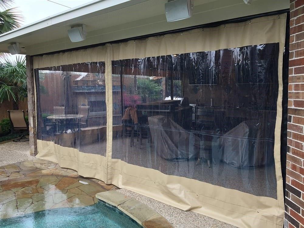 Mesa Restaurant Home Outdoor Patio Enclosure