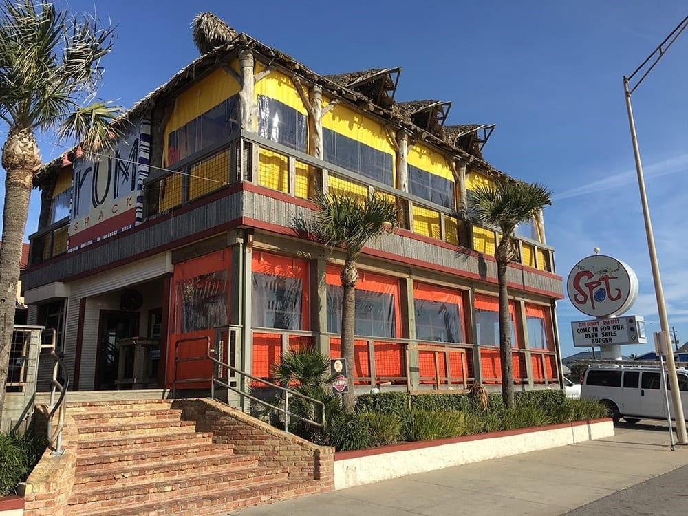 Miami Fl Restaurant And Home Patio Plastic Curtains