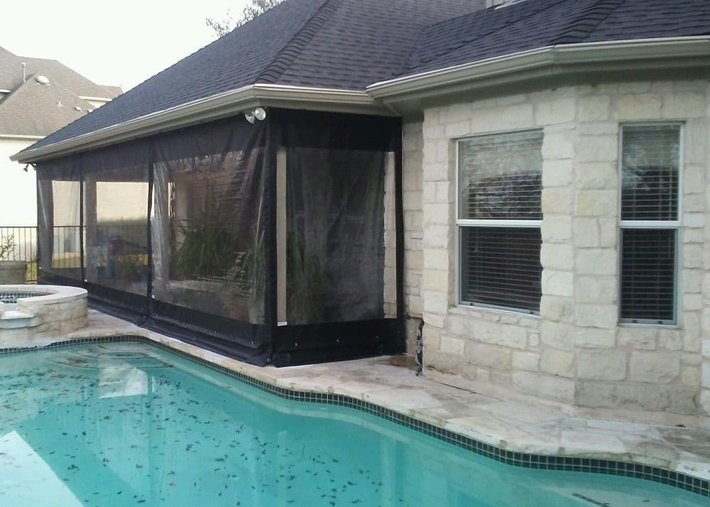 Milwaukee Restaurant Home Outdoor Patio Enclosure
