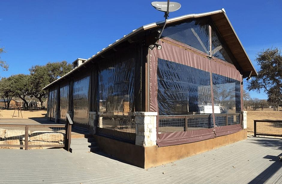 Wilmington Home Outdoor Patio Enclosure